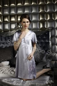 Smooth Silk Dress