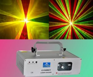 RGY Laser Light for Stage (C150RGY)