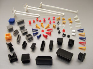 Plastic End Cap for Tubes pictures & photos