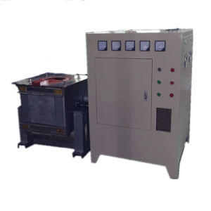 Industrial Electric Induction Melting Furnace for Steel, Silver, Aluminum pictures & photos