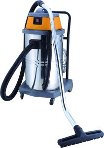 60L Bag Filter Wet and Dry Industrial Vacuum Cleaner with Cheap Price pictures & photos
