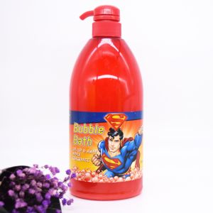 Natural Skin Protected Superman Bubble Bath Body Wash pictures & photos