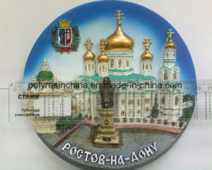 Russian Church Plate Souvenir Crafts pictures & photos
