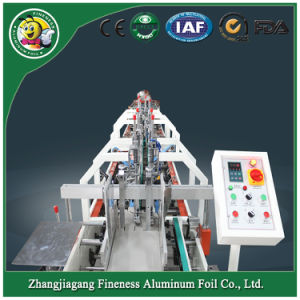 Best Quality Professional Paper Box Folder Gluer Gluing Machinery pictures & photos