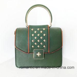 Wholesale Designer Women PU Handbags with Rivets (NMDK-00383)