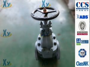 Marine Cast Iron Gate Valve JIS F7364 10k pictures & photos