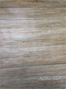 Wood Grain PVC Deco Foil for Kitchen/Door/Furniture Hot Laminate/Vacuum Membrane Press - AC03-05A pictures & photos