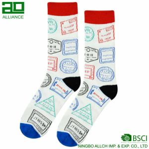 Fashion Colorful Cotton Women Socks pictures & photos
