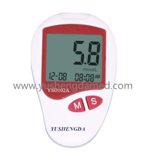 Ce Approved Blood Glucose Meter for Hospital or Personal Use pictures & photos