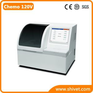 Automatic Veterinary Chemistry Analyzer (Chemo 120V) pictures & photos