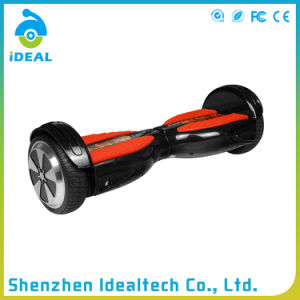 Unfolded 6.5 Inch Two Wheel Electric Self Balance Board Scooter pictures & photos