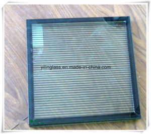 Double Glazed Ceramic Fritted Glass pictures & photos