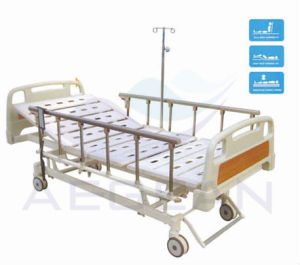 AG-Bm107 Adjustable Comfortable Used Hospital Beds pictures & photos