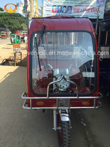 Bangladesh Style Electric Passenger Tricycle for Taxi pictures & photos