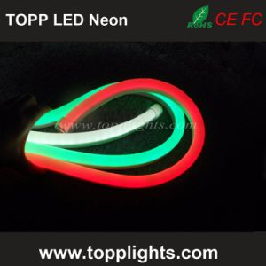 24V 12V LED Neon Rope Light for All Application pictures & photos