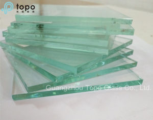 Clear, Bronze, Gray, Blue, Green Building Float Glass (W-TP) pictures & photos