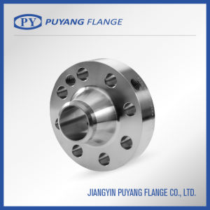 Stainless Steel Weld Neck Flange (PY0013) pictures & photos
