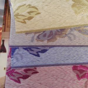 Jacquard Curtain Fabric/Embroidered Curtain Fabric Silk/Blind Curtain Fabric pictures & photos