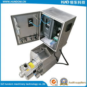 High Shear Cosmetics Homogenizer/Mixer/Emulsifier/Disperser pictures & photos