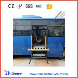 CE Electrical & Hydraulic Wheelchair Lift (WL-UVL-1300-S) pictures & photos