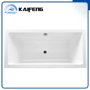 Classical Arylic Freestanding Bathtub (KF-719K) pictures & photos
