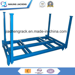 Heavy Duty Powder Coated Stacking Rack for Tires pictures & photos