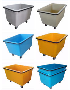 Laundry Trolley for Hotel, Hospital and Laundry Factory pictures & photos