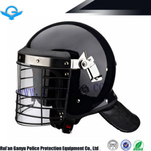 Special Forces Metal Frame Visor Anti Riot Helmet pictures & photos
