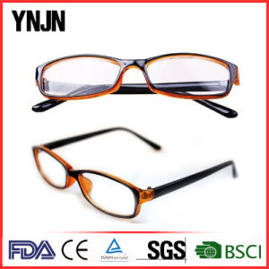 China Ynjn Unisex Colorful Square Latest Fashion Reading Glass pictures & photos