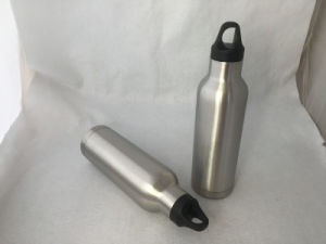 Stainless Steel Sports Vacuum Bottle pictures & photos
