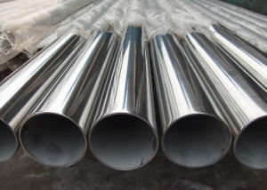 AISI 201/202/301/304 Stainless Steel Seamless Pipe/Tube pictures & photos