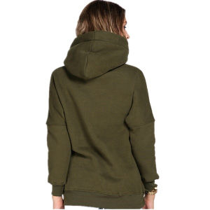 Autumn Winter Women Casual Jacket Thick Warm Pullover Hoodies pictures & photos