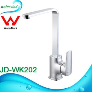 Single Lever Faucet Design Kitchen Metal Wash Sink Mixer pictures & photos