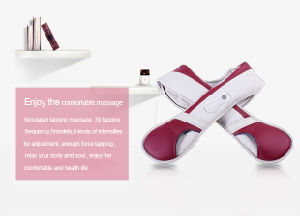 Micro-Computer Control Body Massager Heating Neck Shoulder Massage Belt pictures & photos