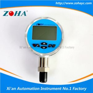 High Precision Digital Manometers for Laboratory Use pictures & photos
