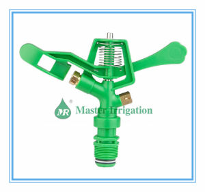G3/4 Full Circle Plastic Impulse Sprinkler (MS-9815A)