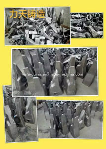 Bucket Tooth and Adapter for Doosan Dh300 Excavator pictures & photos