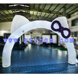 Advertising Inflatable Decorative Arches/Inflatable Entrance Arch HD Printing Front pictures & photos
