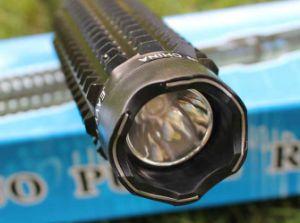 YT-1138 Hi Voltage Electric Shock Flashlight/Taser/Stun Gun pictures & photos