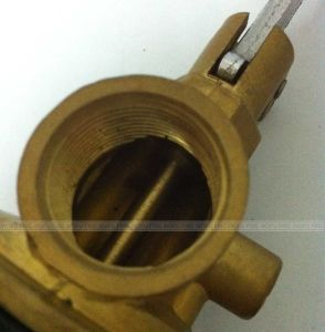 25-35kg Bc Trolley Fire Extinguisher Brass Valve pictures & photos