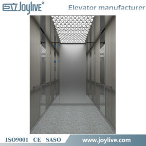 Glass Commercial Passenger Elevator Lift with Customized pictures & photos