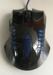 2400dpi High-End 6D LED Gaming Optical Wired Mouse Jo29 pictures & photos