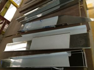 Sheet Metal Steel Stamping Punch Part pictures & photos