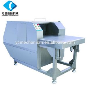 Automatic Meat Slicer/Frozen Meat Slicer Factory Qpj pictures & photos