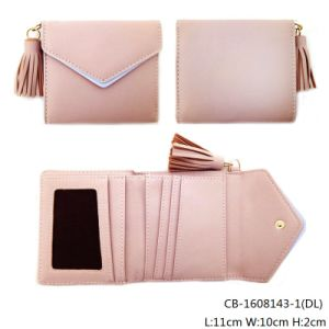High Quality Women Wallet (CB-1608143-1) pictures & photos