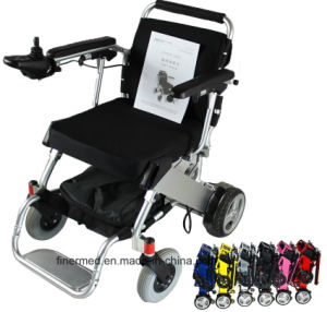 Handicapped Electric Wheelchair for Disabled pictures & photos