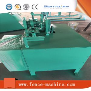 Blade Barbed Wire Mesh Making Machine Professional Factory pictures & photos