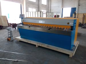 Qh11d-3.5X2000 High Precision Alloy Aluminum Plate Guillotine Shearing Machine pictures & photos