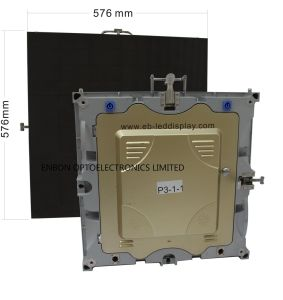 P3mm in Door HD LED Display Screen for TV Studio pictures & photos
