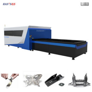 500W/1000W/15000W CNC Laser Cutting Machine Laser Cutter for Steel Plate pictures & photos